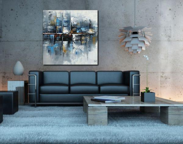 Modern lakberendezés. Dekor festmények, cikkszám: 6271