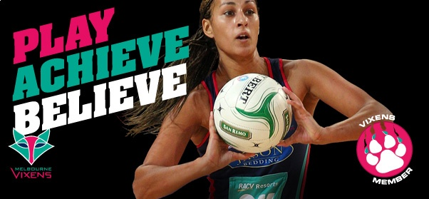 Melbourne Vixens have a fantastic range of membership packages on offer for 2013. There are 5 different packages which cater to the individual or the entire family. What better gift than a gift that gives all year round?! Click the image to determine which package is best for you!