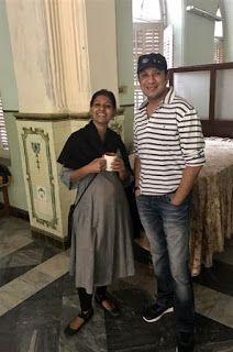 "Producers Sameer Dixit & Jatish Varma of Movie Makers Inc. produce Nandita Das's ""Manto""  a most awaited film of 2017.    http://spanishvillaentertainment.blogspot.in/2017/04/producers-sameer-dixit-jatish-varma-of.html"