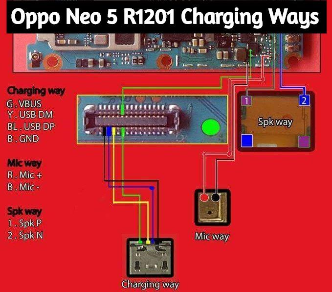 Oppo Neo 5 R1201 Charging Ways Problem Jumper Usb Jumper Usb Mobile Tricks Iphone Solution