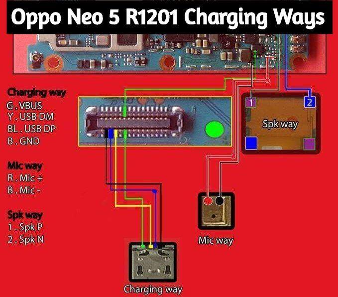 Oppo Neo 5 R1201 Charging Ways Problem Jumper Usb Jumper Usb Mobile Tricks Iphone Solution