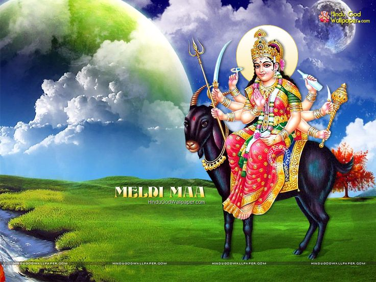 Meldi Maa Wallpapers, Photos & Images Free Download