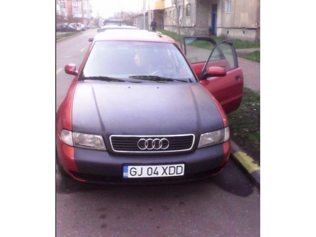 Vand Audi A4, model 1996 Targu Jiu - Anunturi gratuite - anunturili.ro