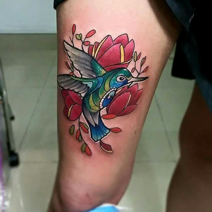 Tattoos color tattoos neotraditional tattoos rotten apple bogota colombia tatuajes