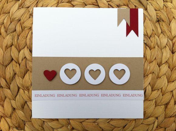 Einladung Zur Hochzeit 1