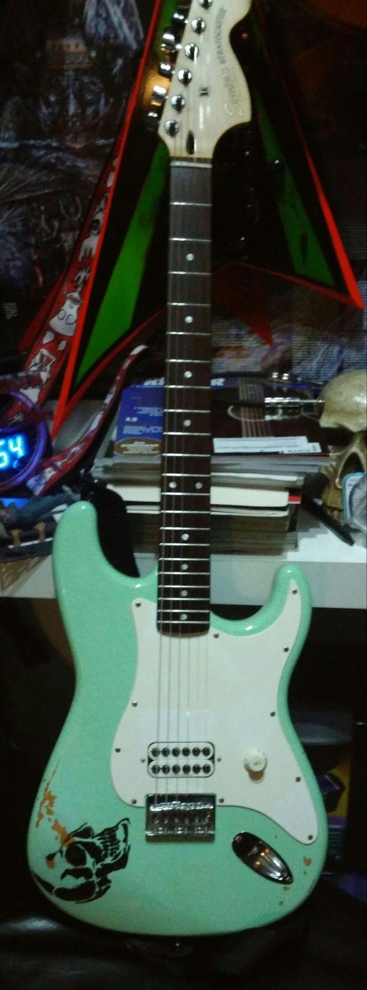 44 best images about guitar geek acoustic panels fender tom delonge model