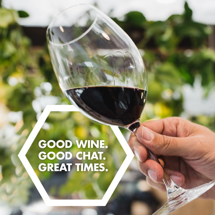 If the wine is flowing, as will the conversation!  #ILVENISTA