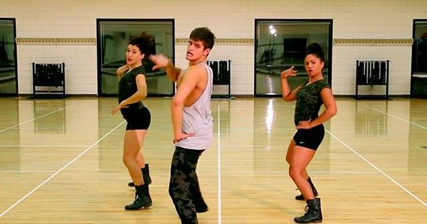 Anaconda - One of the best Fitness Marshall hip-hop videos to date! Set to Nicki Minaj -