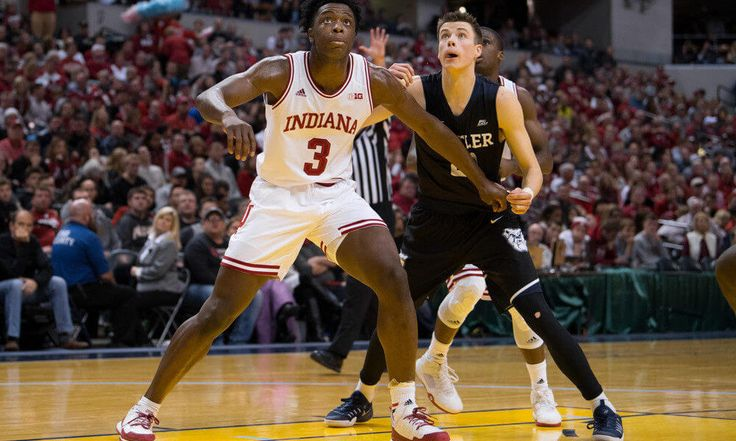 Indiana's OG Anunoby to sign with agent, enter 2017 NBA Draft = Indiana Hoosiers talent OG Anunoby will sign with an agent and enter the 2017 NBA Draft, a source told FanRag Sports. An official announcement is expected soon. The 6-8 wing is considered a first-round pick by most draft projections. Since he is going to sign with an agent, Anunoby will…..