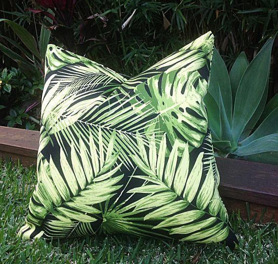 Clara Tropical Cushion - Pin for Inspo!