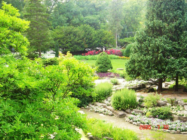 Rock Gardens, Royal Botanical Gardens, Burlington, Ontario