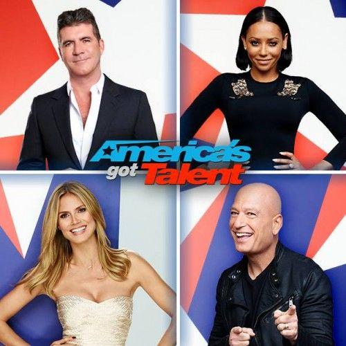 2016 America's Got Talent Judges