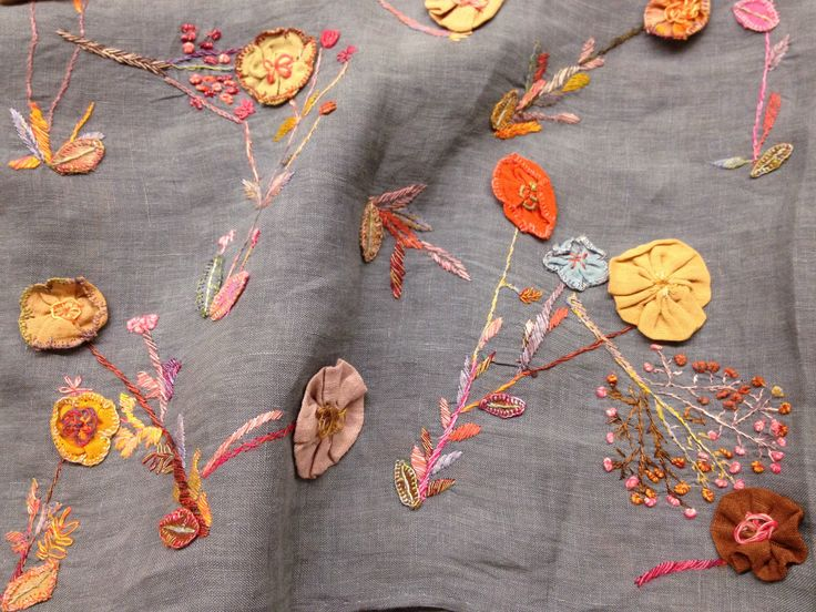Sophie Digard linen scarf