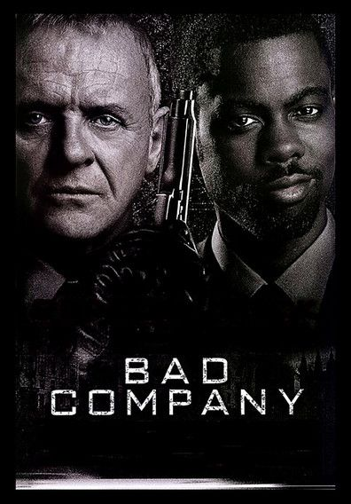 Film en streaming Bad Company - Une paire d'agents de la Cia. Hopkins est Oakes, équilibré, non-violente, triste: la est morte la femme et le travail est tout pour lui (mais regard...