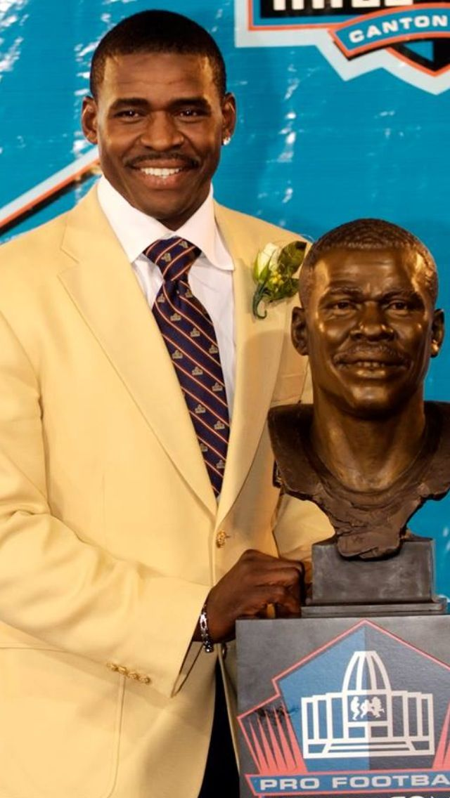 Michael Irvin - Hall of Fame - Dallas Cowboys