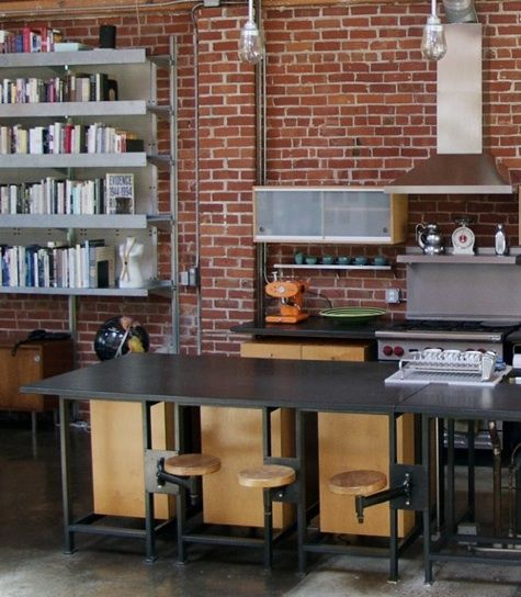 15 Best Warehouse Living Space Images On Pinterest