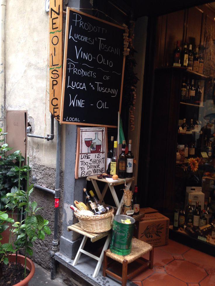 Tuscany,Italy  Lucca 2014