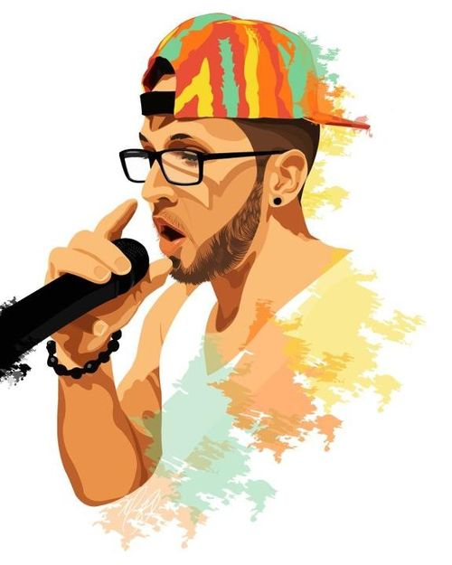 SWAG saved with amazing grace... God bless Andy he is an awesome rapper that reps the LORD :D
