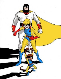 watch out: Space Ghost