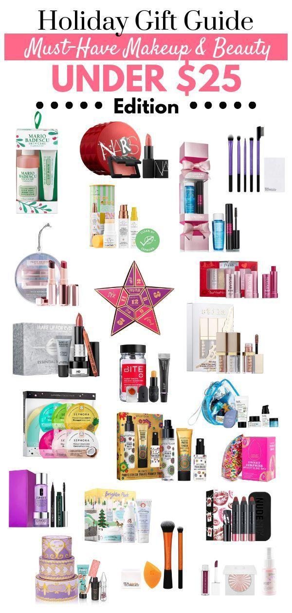 The Best Makeup Beauty Gift Sets Under 25 Makeup Christmas Gifts Beauty Products Gifts Makeup Gift
