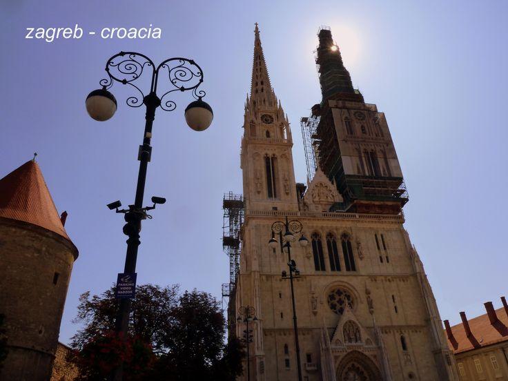 CROACIA , ZAGREB