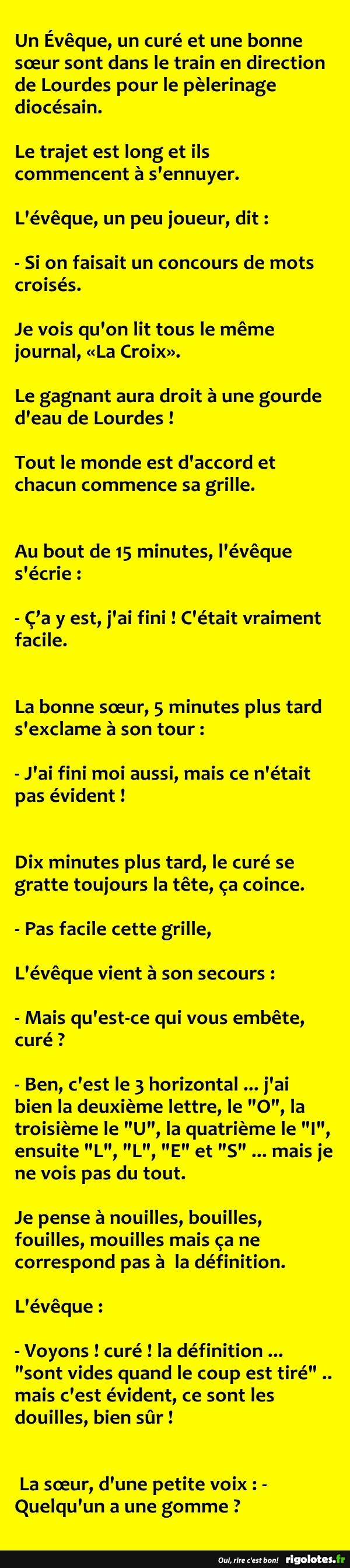 Un Évêque... - RIGOLOTES.fr