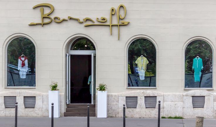 Barnoff. Love. Life - Tamara Barnoff Flagship Store Budapest - Steetview http://www.budapestwithus.hu/barnoff/