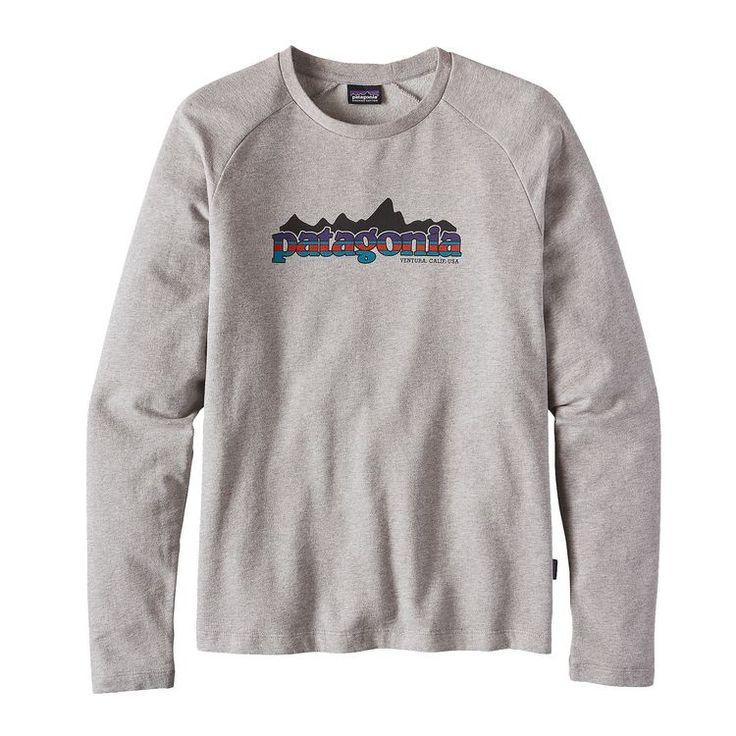 Men's Nightfall Fitz Roy LW Crew Sweatshirt