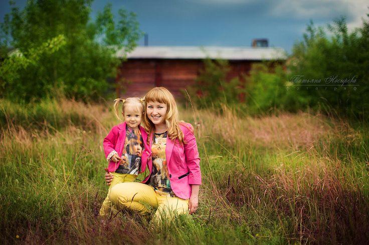 summer photo family girl photographer Tatiana Nosyreva www.tatyana-nosyreva.com