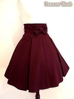 #IW #skirt #nofit Ribbon Belt