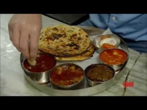 Anthony Bourdain - Indian Vegetarianism