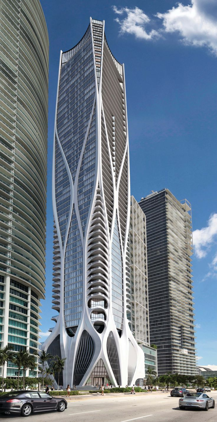 235 best miami downtown miami images on pinterest for Florida residential architects