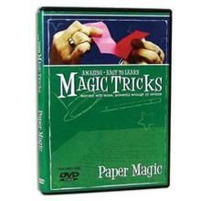 Amazing Easy To Learn Magic Tricks: Paper Magic