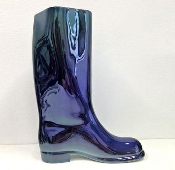 QUBUS váza Waterproof levá modrá