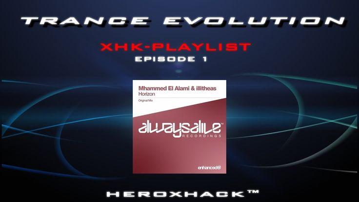 Mhammed El Alami & Illitheas - Horizon (Original Mix)[XHH-Playlist N°1]