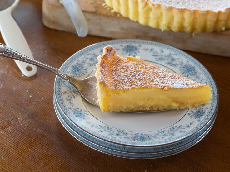 Citrus tarts are a favourite with many, and my mum's made her own version of Australian cook Stephanie Alexander's tart recipe for years. It's insanely silky and light as a feather.