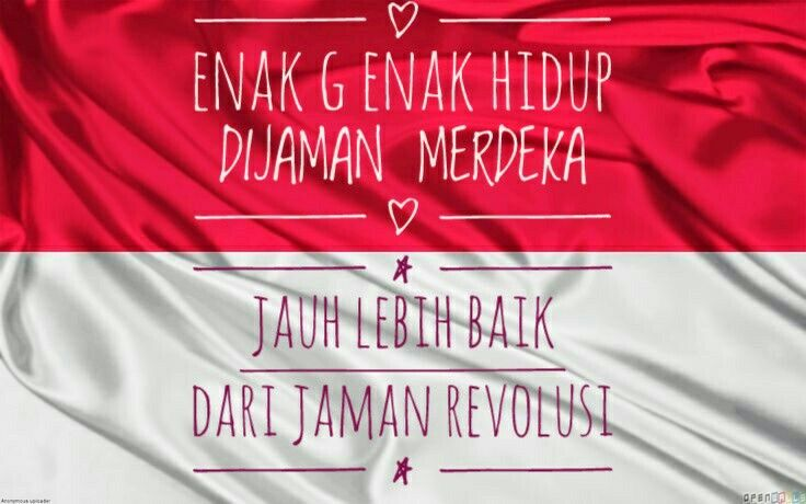 DIRGAHAYU REPUBLIK INDONESIA KE 72.
