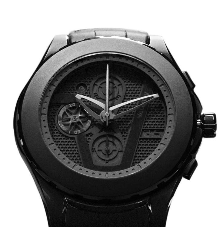 Valbray V.01 Titanium Extension Full Black | repinned by the-glitter-side.blogspot.com  www.facebook.com/TheGlitterSide