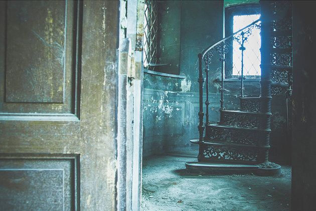 PHOTOS. Découvrez ces lieux abandonnés photographiés par une artiste polonaise ANNA MIKA