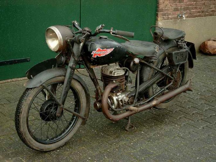 1939 Puch S4