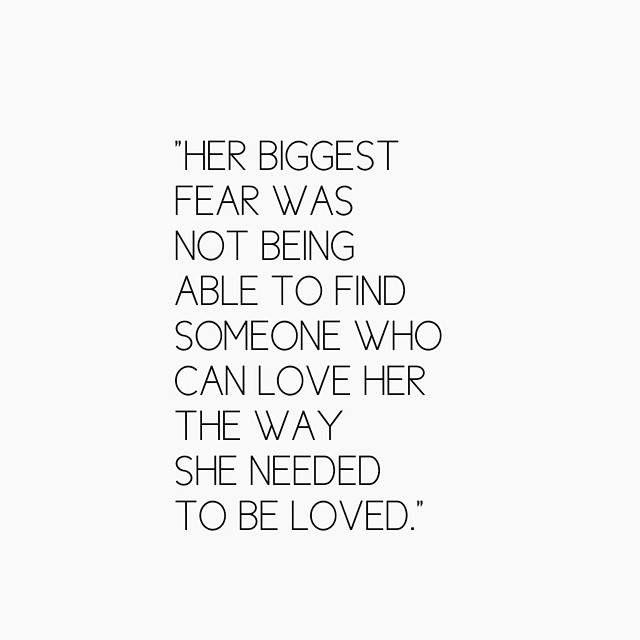I Sine qua non To Find A Lover