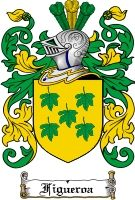 $8.99 Pay for Figueroa Family Crest / Figueroa Coat of Arms