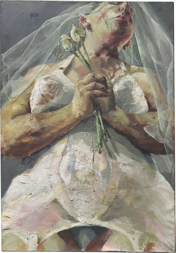 'My women are beautiful in their individuality' – Jenny Saville