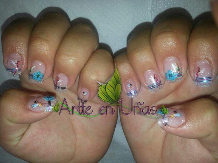 8 best Uñas pintadas images on Pinterest | Polish nails, Paint and ...