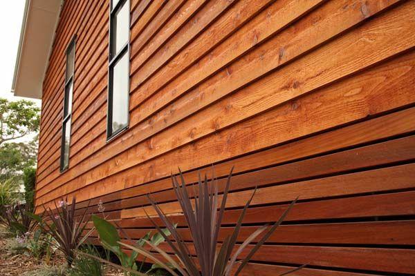 Cedar Weatherboard Cladding Cedar Sales Exterior