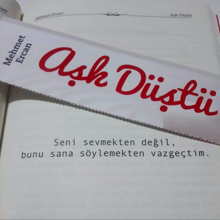 Aşk Düştü - Mehmet Ercan