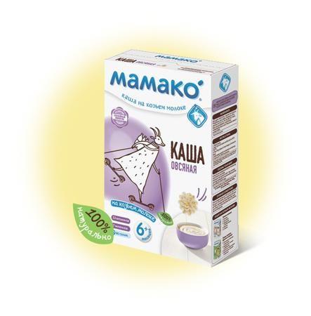 Мамако Каша овсяная на козьем молоке  — 282р. ------------------ Каша из овсяной крупы на козьем молоке от торговой марки МАМАКО отлично подойдет для питания детей старше 6-ти месяцев. Зерна овса являются чемпионами среди злаков по содержанию растворимой и нерастворимой клетчатки. Нерастворимая клетчатка стимулирует желудочно-кишечный тракт, выводит из организма шлаки шлаки и токсины. Растворимая клетчатка помогает в формировании иммунитета, а также регулирует уровень глюкозы, что делает эту…