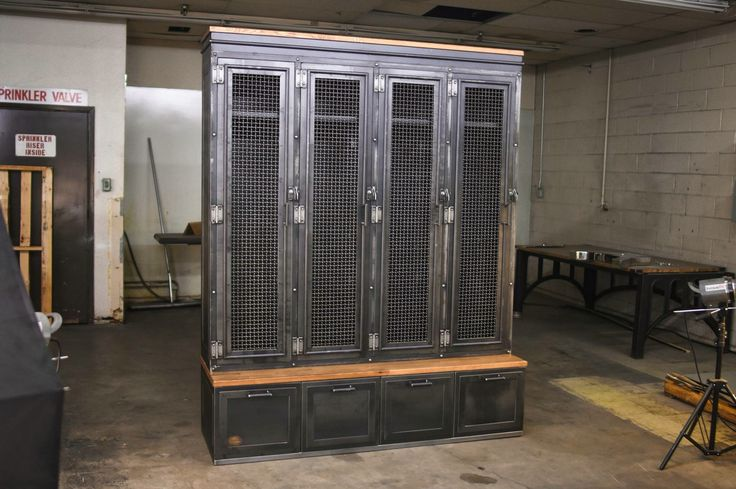 Country Club Locker. Industrial StorageIndustrial ...