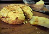 Turkiskt majsbröd med persilja