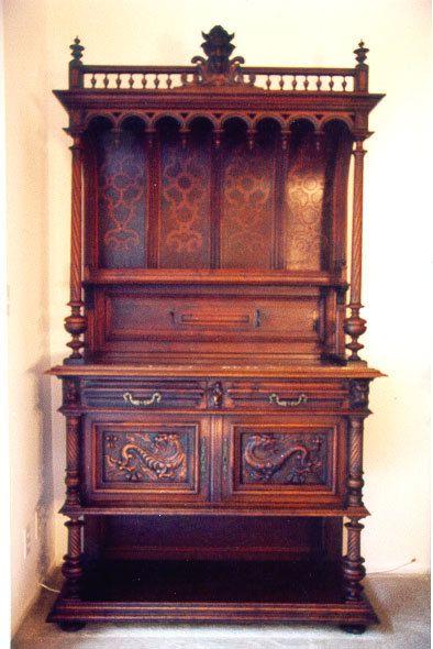 Victorian   Renaissance Revival Server (s)   19th Century